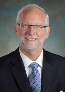 Don Stump, President/CEO of Christian Church Homes